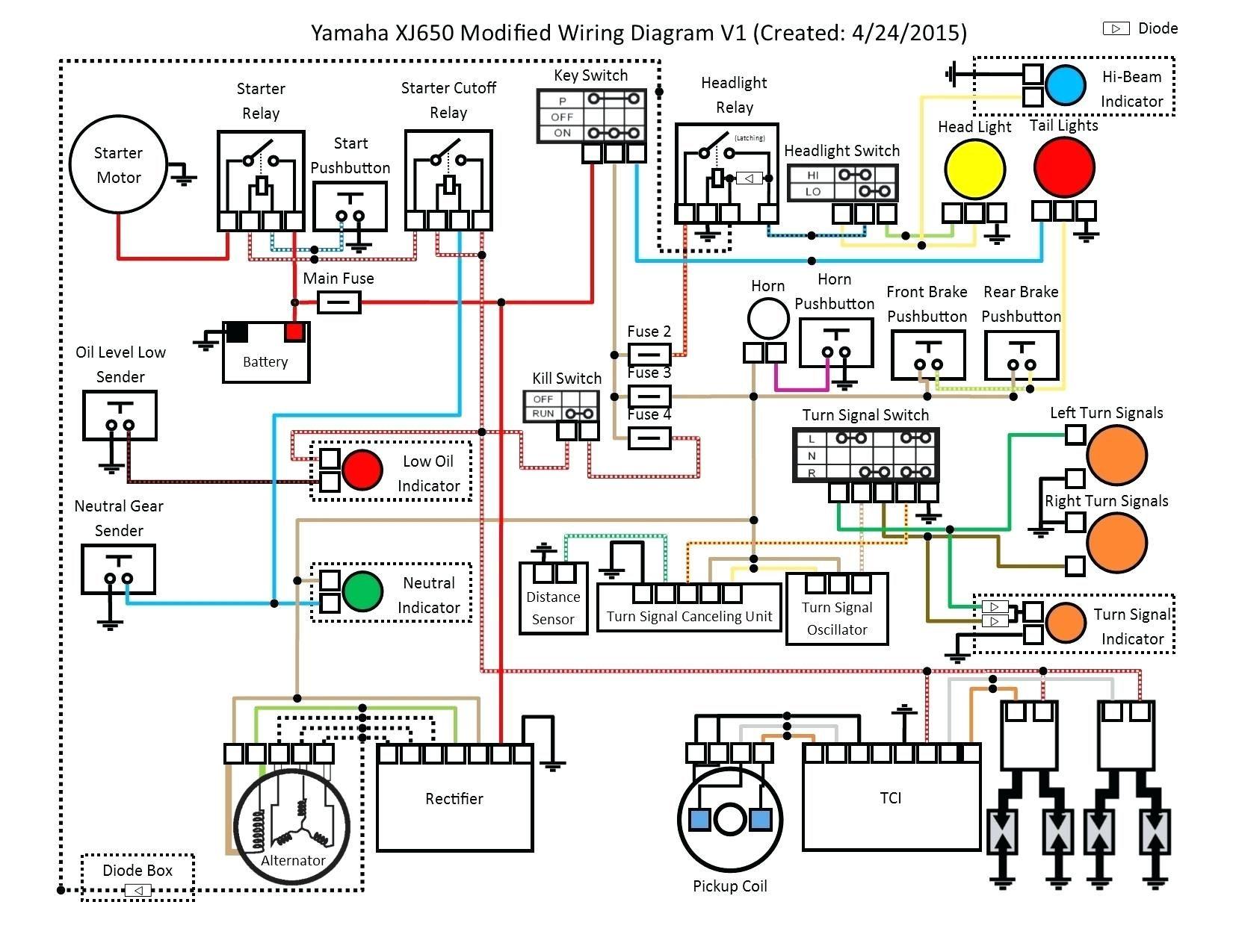 Honda Xrm 125 Electrical Wiring Diagram Lukaszmira Com At