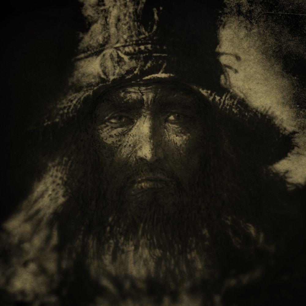 Portrait -mixed media  - Yaroslav Gerzhedovich