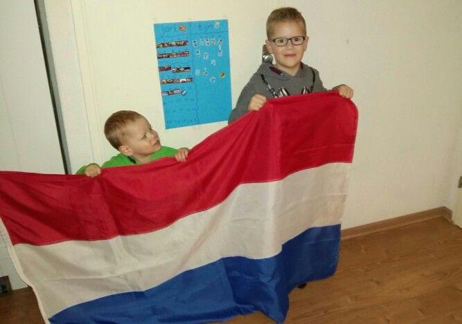 Vlag van Jort