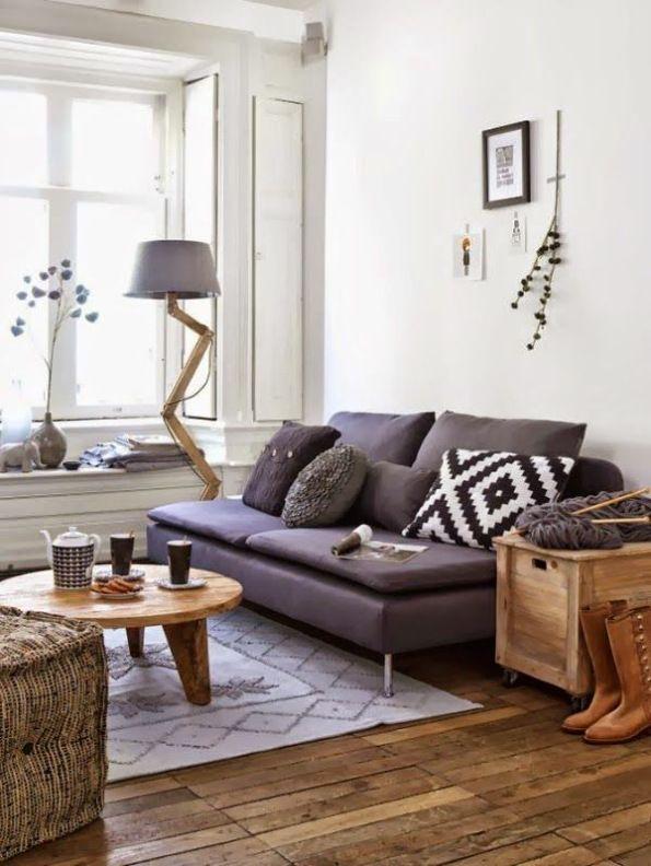 101 fotos de decoraci n de salas peque as y modernas top for Casa paulina muebles y decoracion