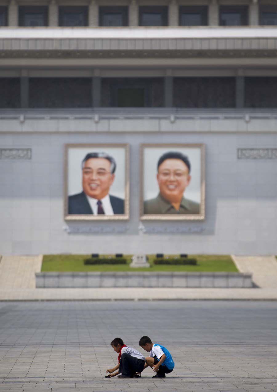 Ein Fotograf Besuchte Nordkorea Um Zu Sehen Wie Es Dort Wirklich Ist Es Hat Ihn Geruhrt