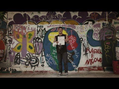 Survival Guides São Paulo: art and social inclusion. Colors Magazine + Projeto Quixote + UNHATE Foundation. #heartwarming