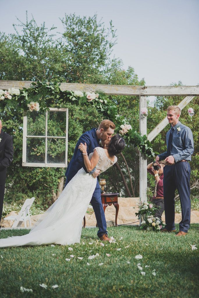 Garrison and Julia /// Secluded Garden Estate Wedding. Temecula, CA ...