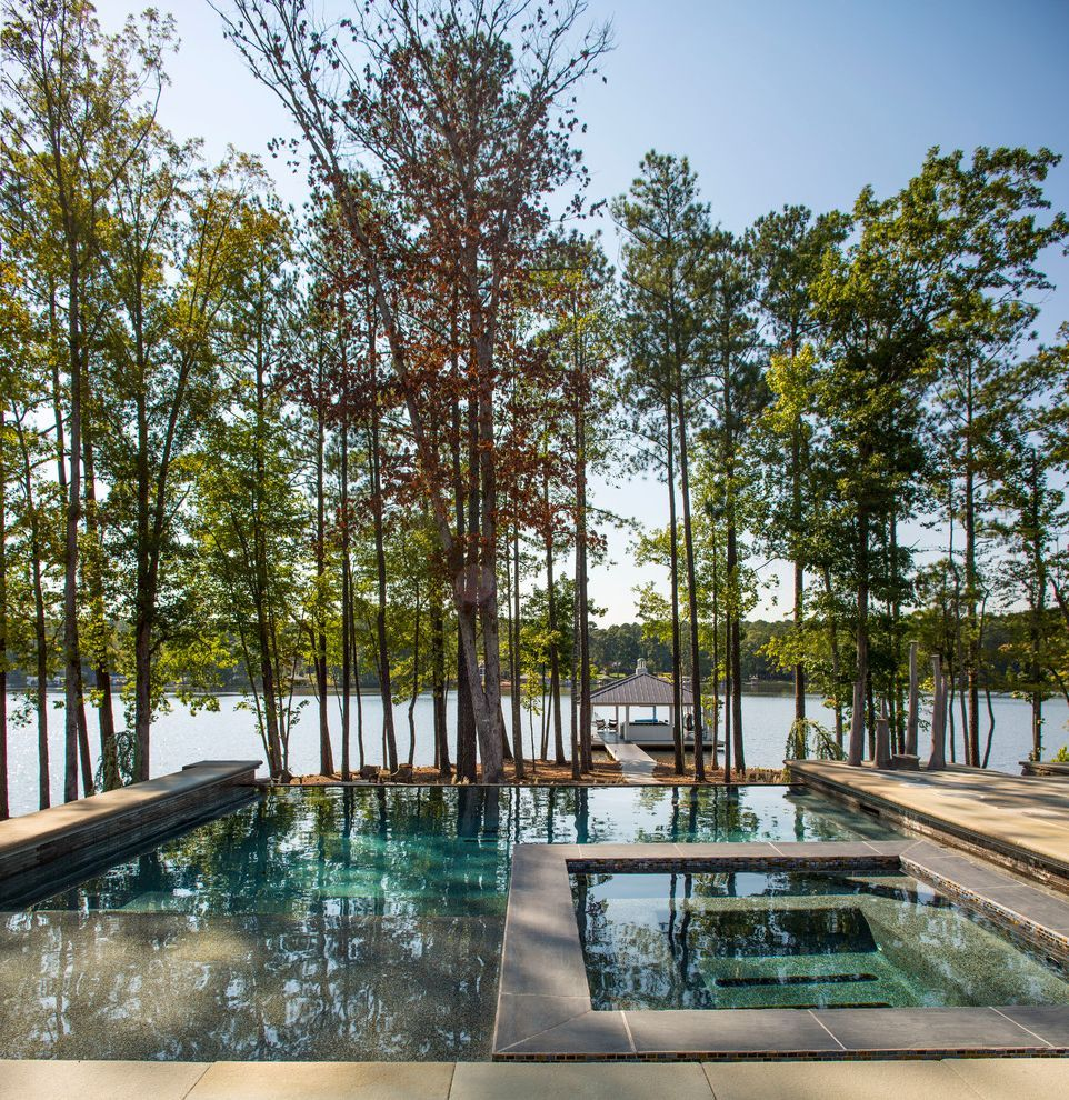 Patio Furniture Stores In Fayetteville Nc: Pools In Fayetteville Nc Beach Style Pool Also Backyard