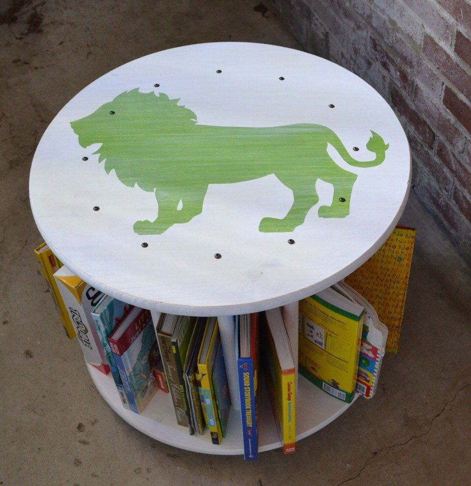 This Jungle nursery bookshelf will be so perfect in your safari baby ...