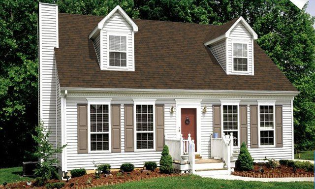 Best Burnt Sienna House Exterior House Roof Architectural 400 x 300