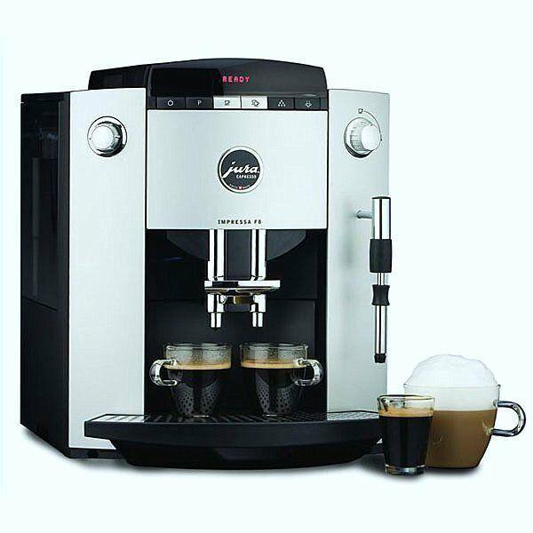 Jura Impressa F8 Super Automatic Espresso Machine
