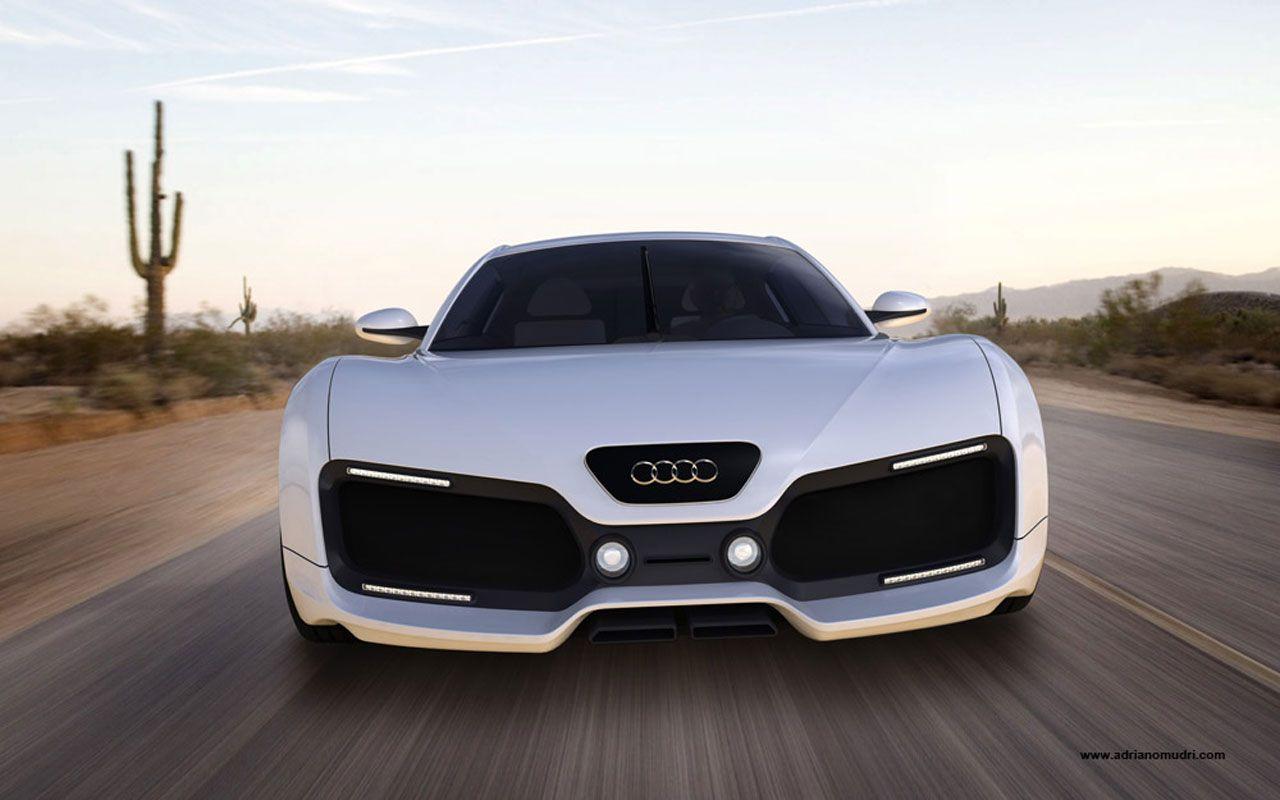 Elegant Audi RS7 Concept 05 Lg