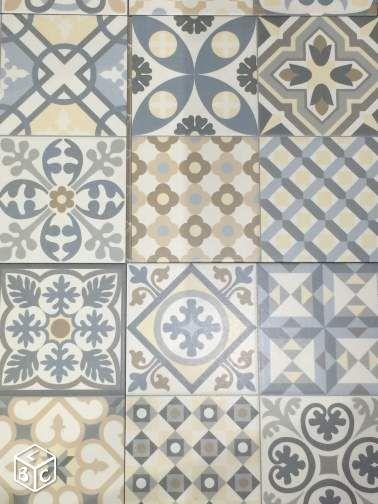 Carrelage Imitation Pave De Ciment Bricolage Charente Leboncoin Fr Vloeren
