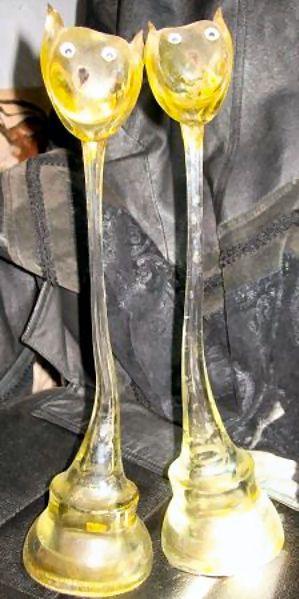 Armstrong 1968 Copyright G Fennell Glass Insulators As Cats Glass Insulators Metal Crafts Cat Art