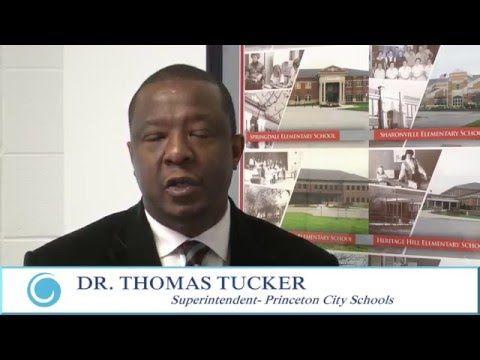 2016 Ohio Superintendent Of The Year Dr Thomas Tucker Superintendent Allerton Ohio