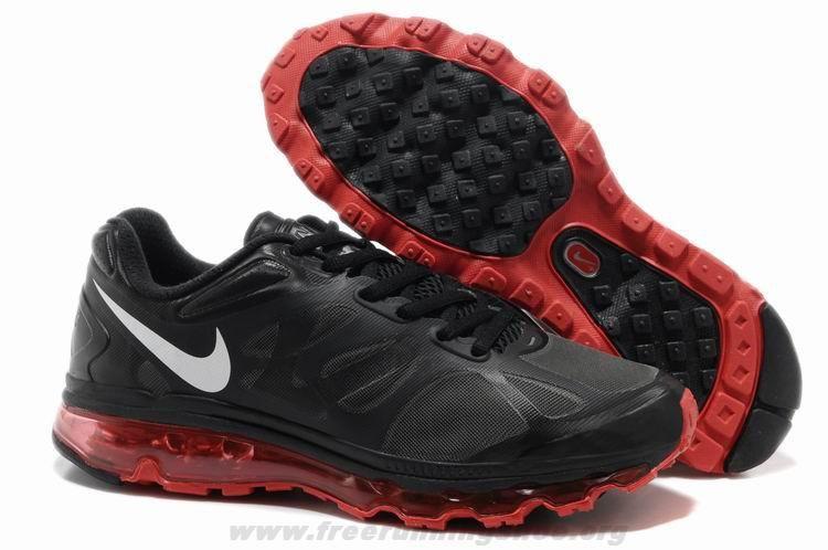Black · Black University Red Metallic Silver Mens 487982-012 Nike Air Ma