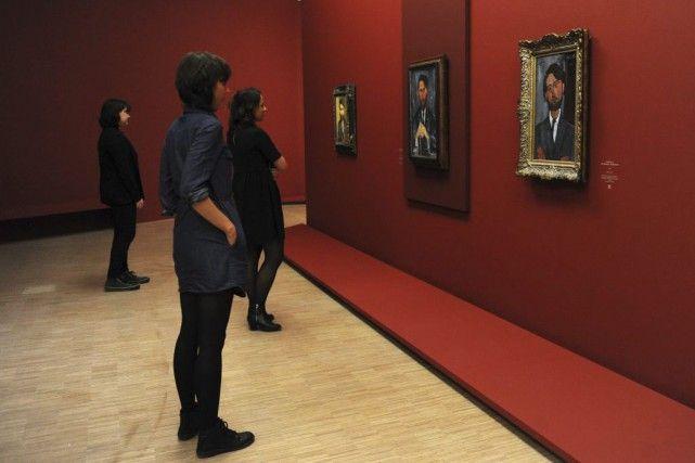 Une exposition tente de percer les secrets de Modigliani