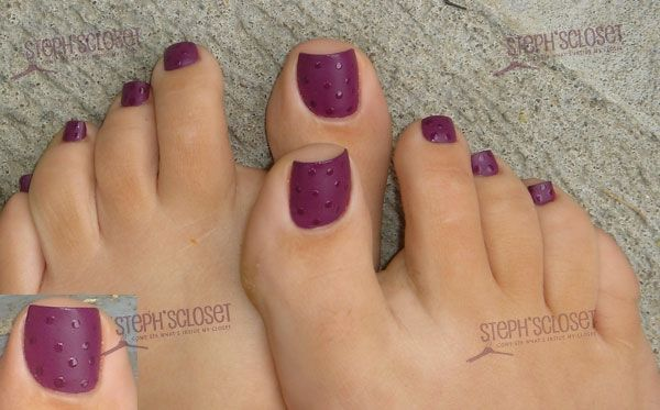 Lovely Color Knockout S Matte Ox Great Nails Fabulous Gorgeous