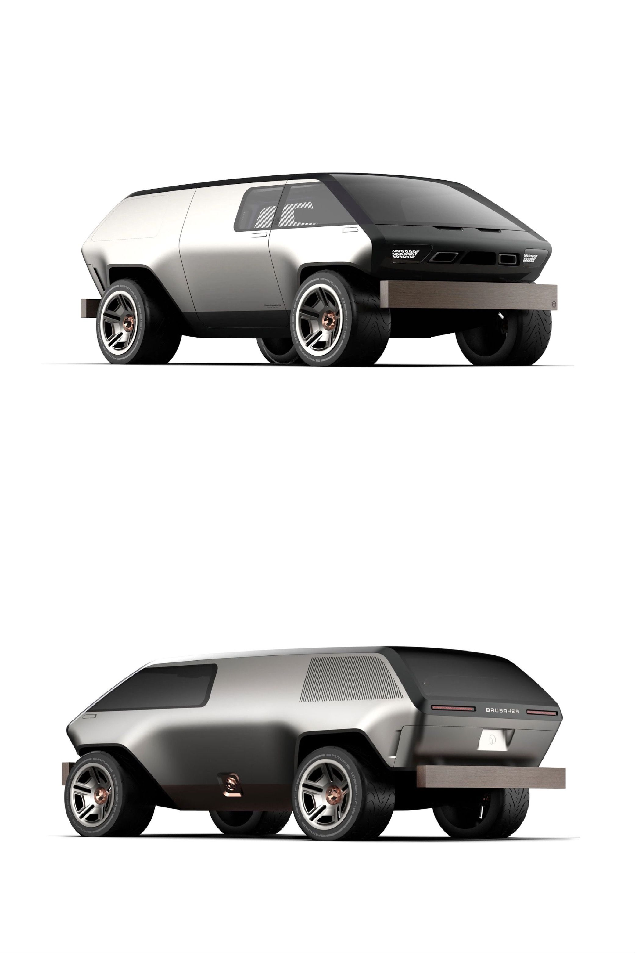 This Modern Brubaker Box Is What The World Needs Now Futuristic Cars Design Futuristic Cars Concept Car Design