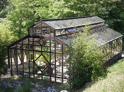 tropisches glashaus garden praxis pinterest glashaus winterg rten und g rten. Black Bedroom Furniture Sets. Home Design Ideas