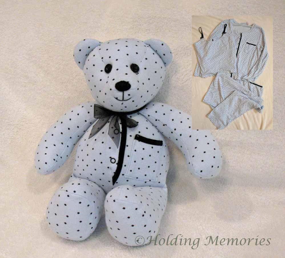 Memory bear pattern free memory bears etc pinterest bears memory bear pattern free jeuxipadfo Choice Image