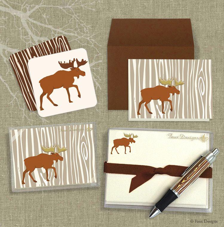 Moose Gift Set