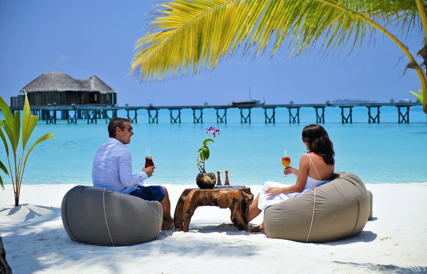 Most Romantic places in World to Celebrate Valentine's Day, MAURITIUS