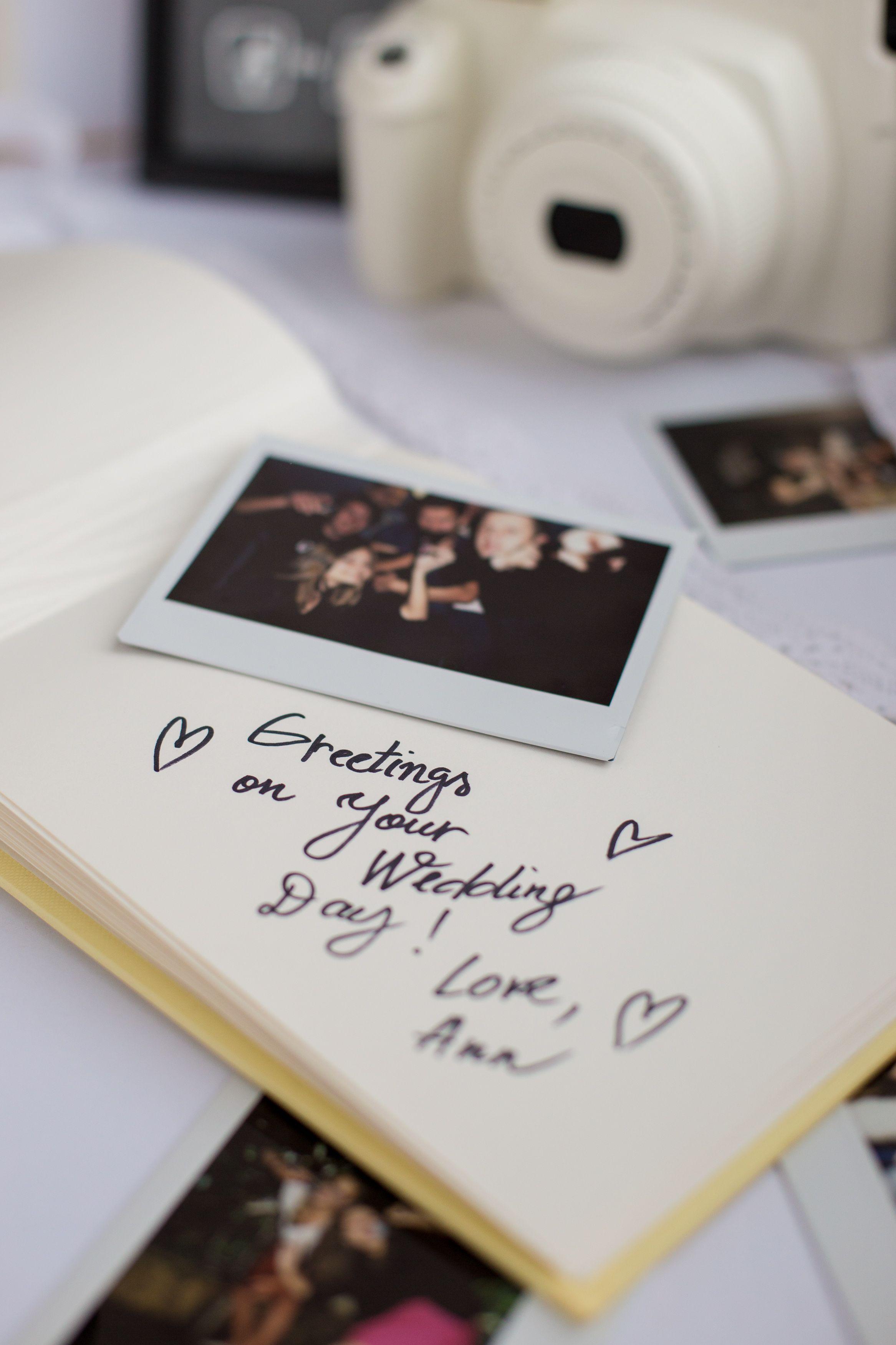 Polaroid Wedding Guests Will Love Polaroid Guest Book Polaroid Wedding Instax Instax Mini Album Polaroid Guest Book Polaroid Wedding
