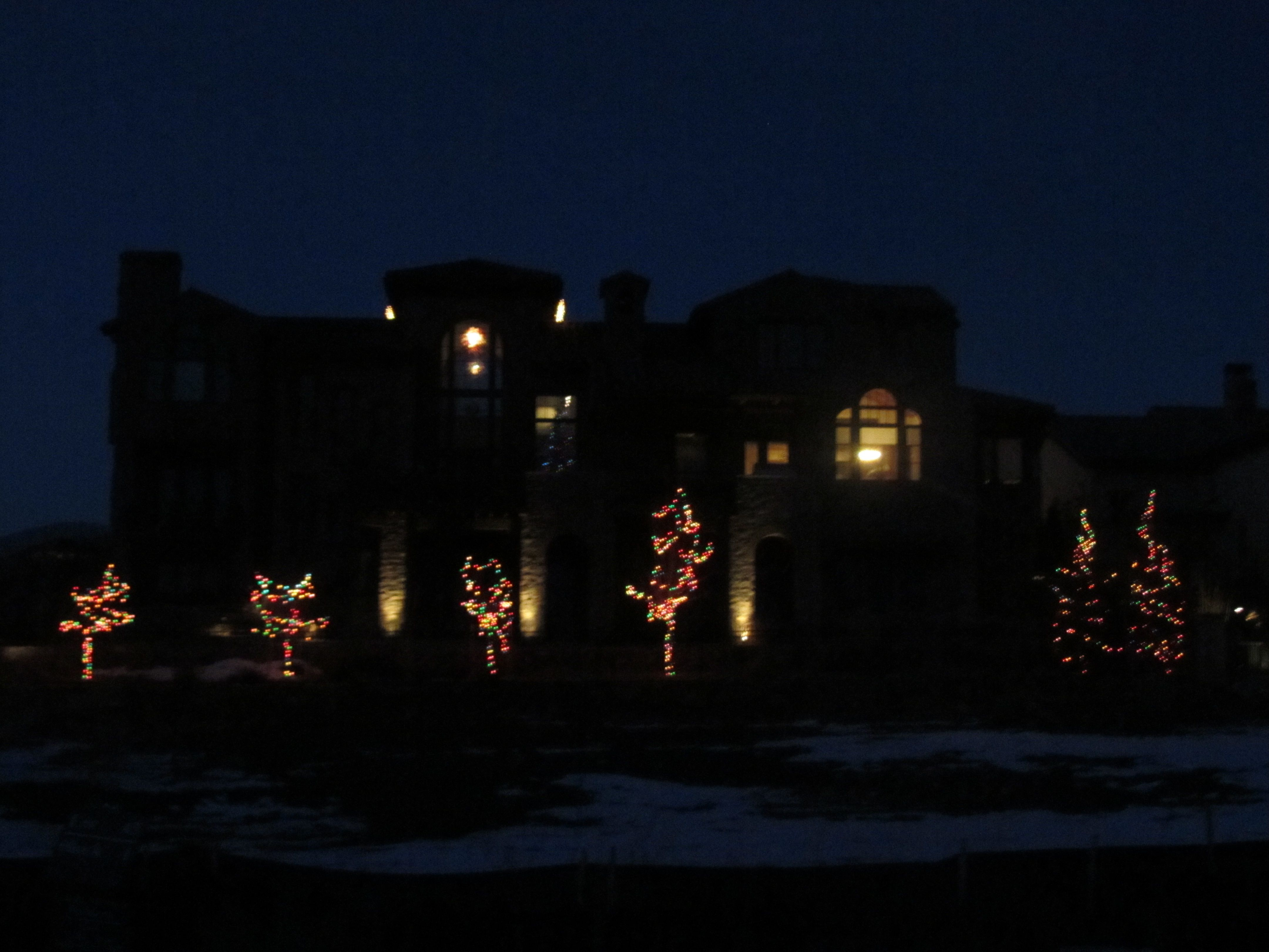 Lakewood, CO Residential Decor and Tree Lighting //**\\ We ...