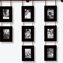 Lancaster Gallery Photo Frame - pair it with the Sussex Creativity System for a great way to liven up your walls & display your favorite photos!  http://www.athome.com/cynjosch