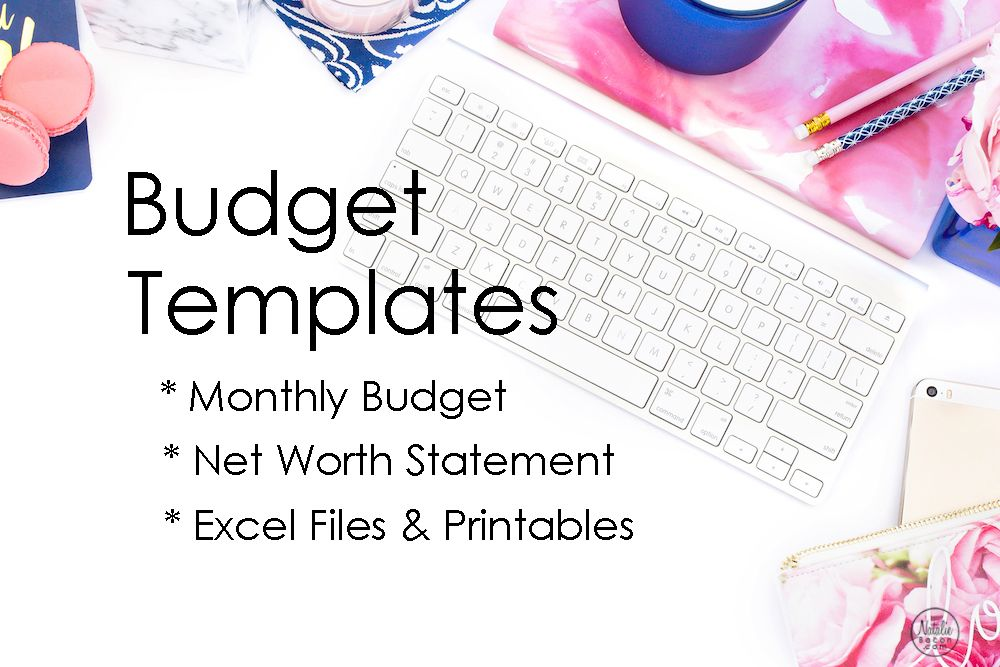 Budget Spreadsheet Budget template and Budgeting