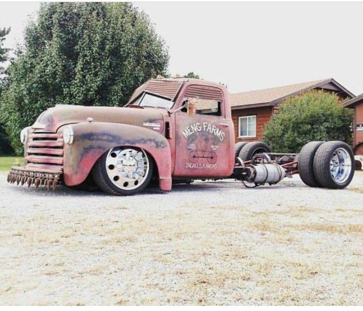 Camions Rat Rod, Camion, Rats