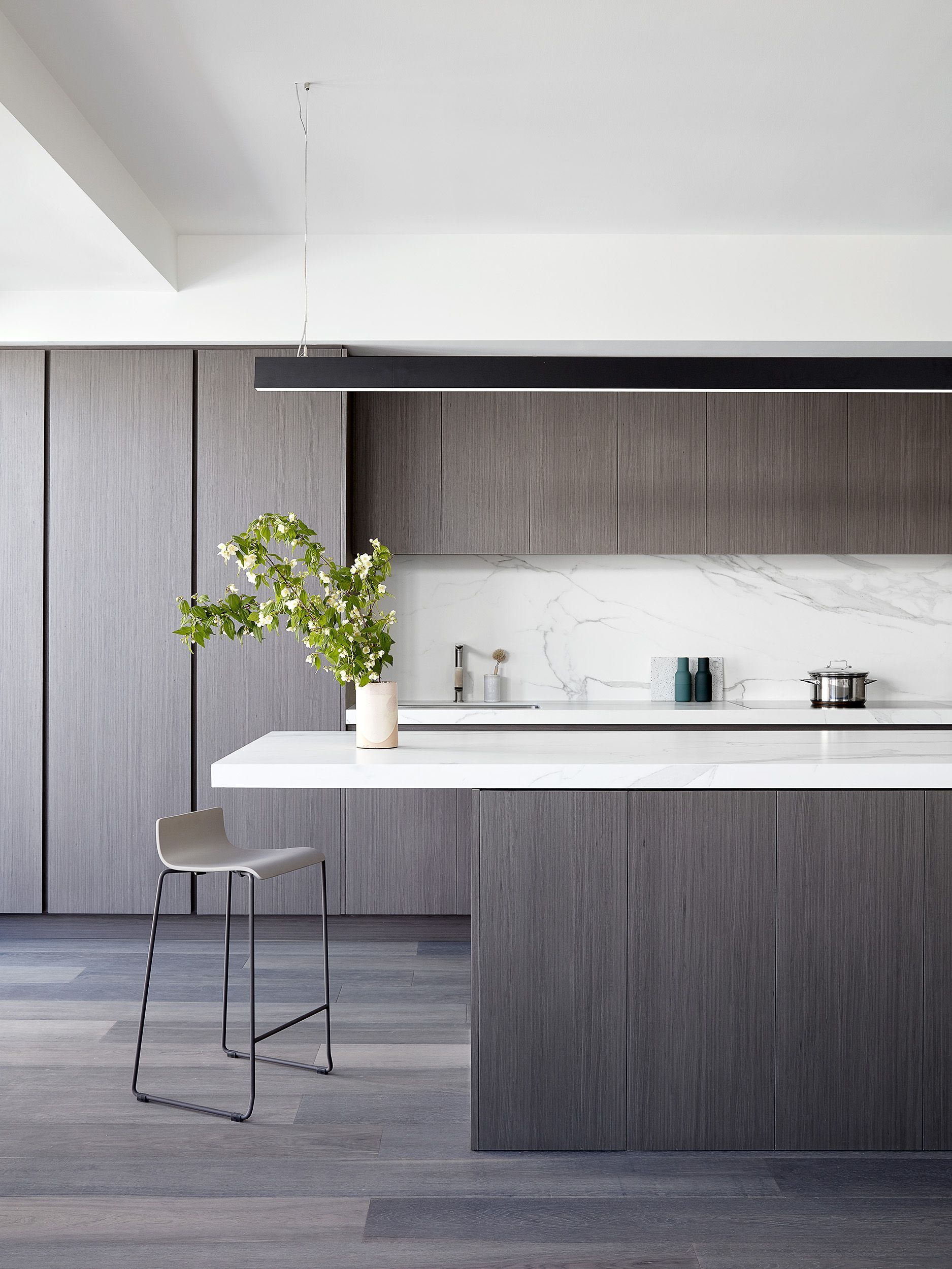 kitchen design work triangle