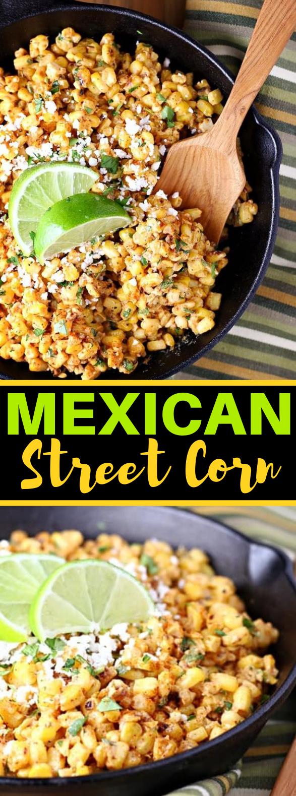 MEXICAN STREET CORN (TORCHY'S COPYCAT) #mexicanstreetcorn