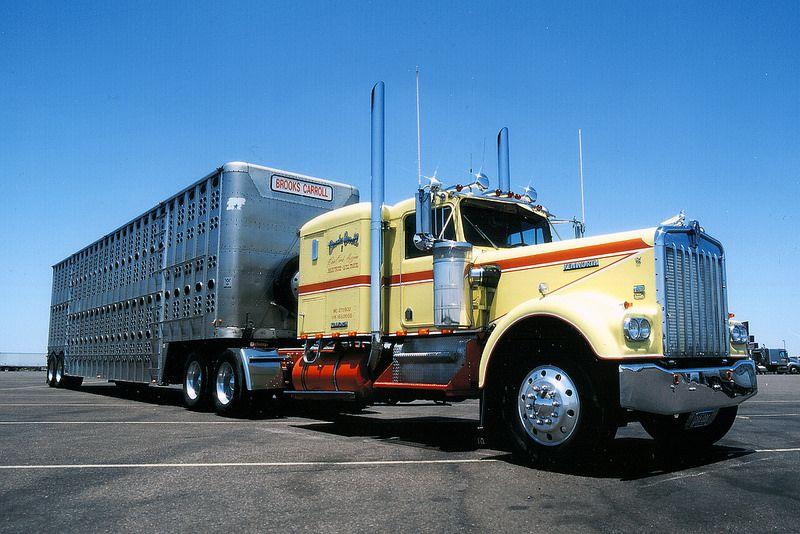 Kenworth W900a Big Trucks Big Rig Trucks Trucks