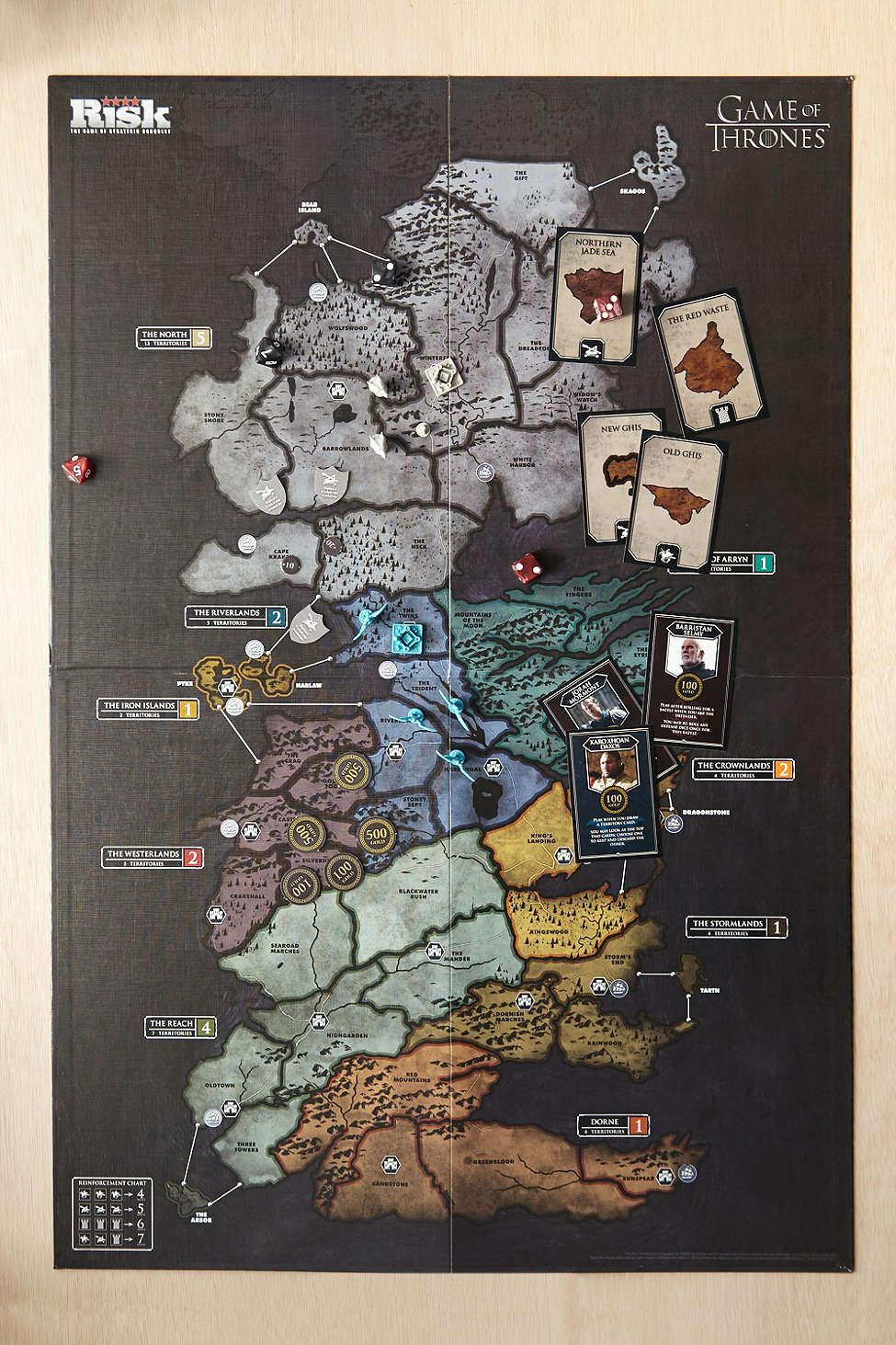 22 of the Best Things on Sale at Urban Outers You Need *NOW ... Best Game Of Thrones Maps Families on world map, best united states map, clash of kings map, best westeros map, best map of essos, guild wars 2 map, best gorge map, best vegas map,