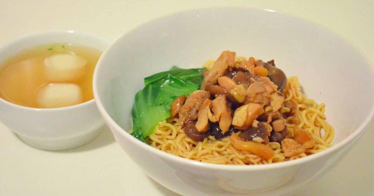 Resep Bakmi Gm Special Ayam Jamur Oleh Mrs Primpuna Resep Memasak Resep Sederhana Jamur