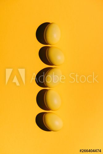 Close up of yellow Easter eggs , #Ad, #yellow, #Close, #eggs, #Easter #Ad