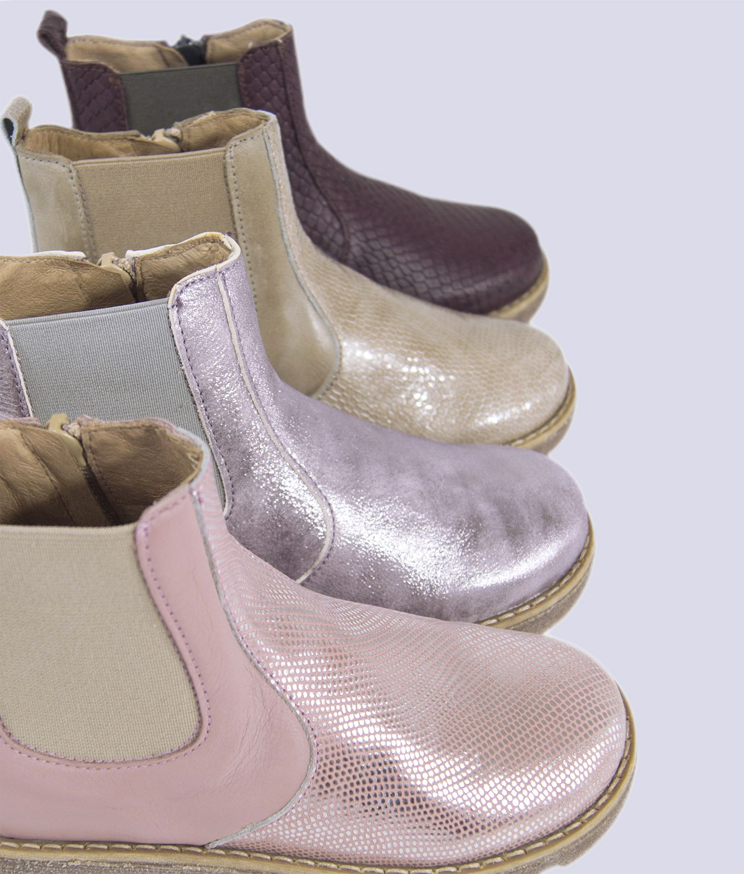 dc6c16b62cfd MOVE Spring Summer 2016 - chelsea boots in fantastic new colors!   movebymelton  chelseaboots  kidswear