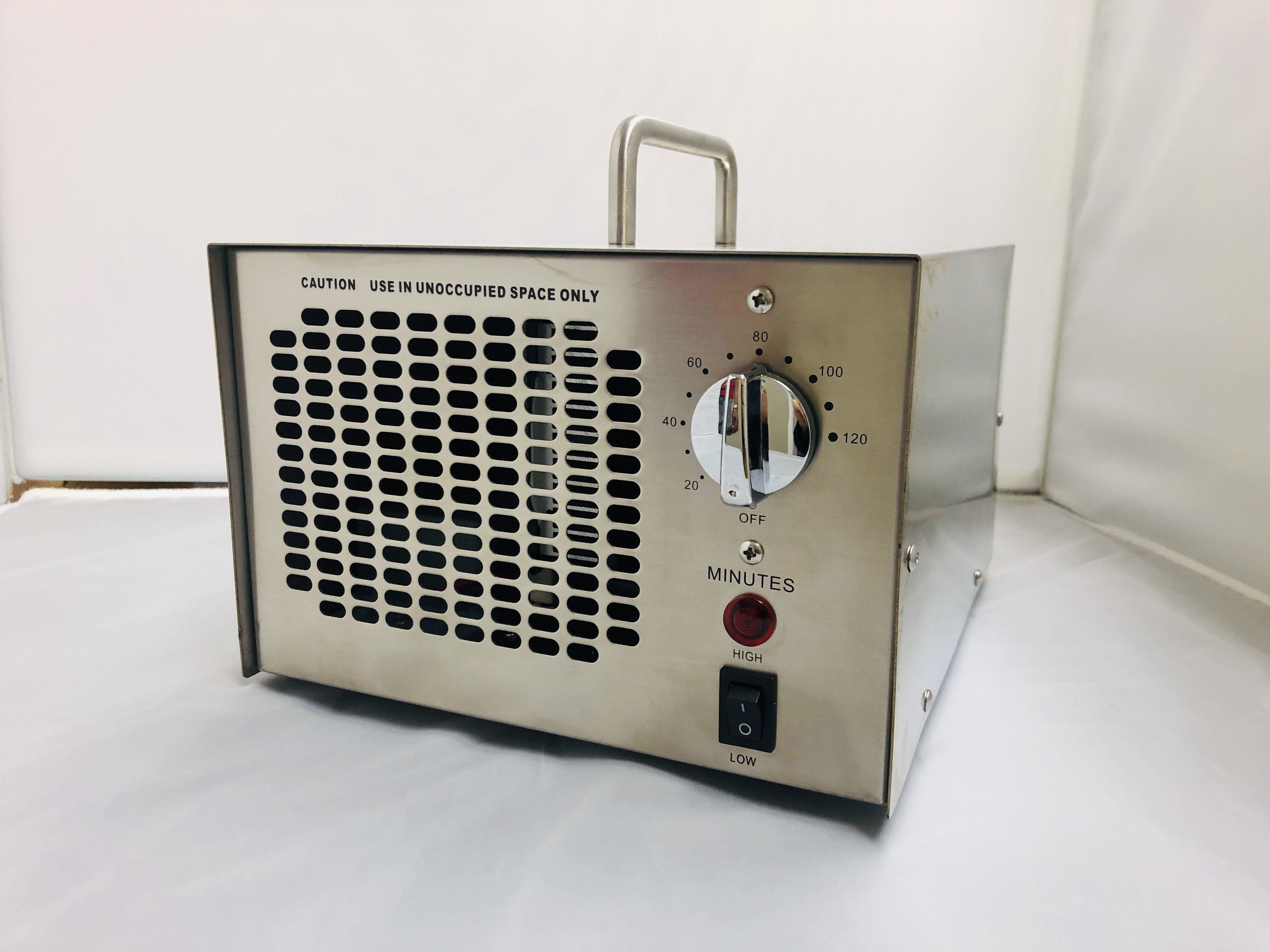 Commercial Grade Ozone Generator Machine with Timer