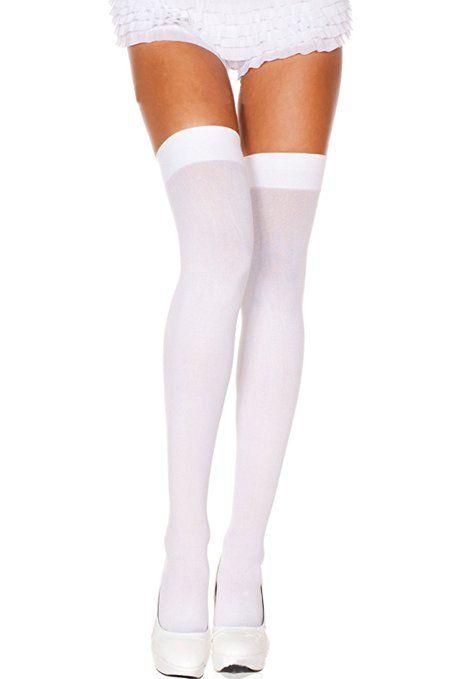 HOT Damen Mode Überknie Overknee Lang Socken Strümpfe Kniestrümpfe Stockings NEU