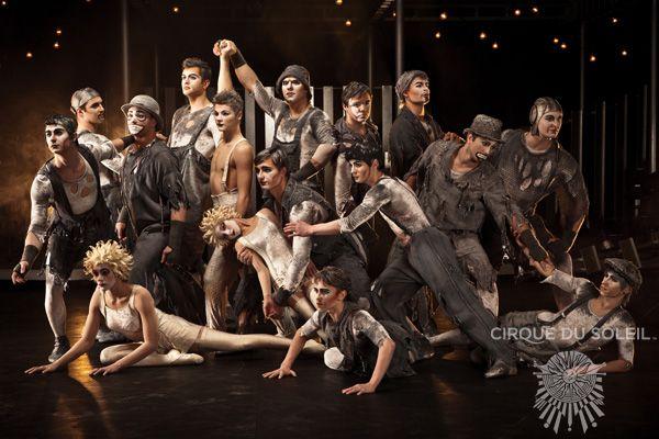 Cirque du Soleil , Quidam