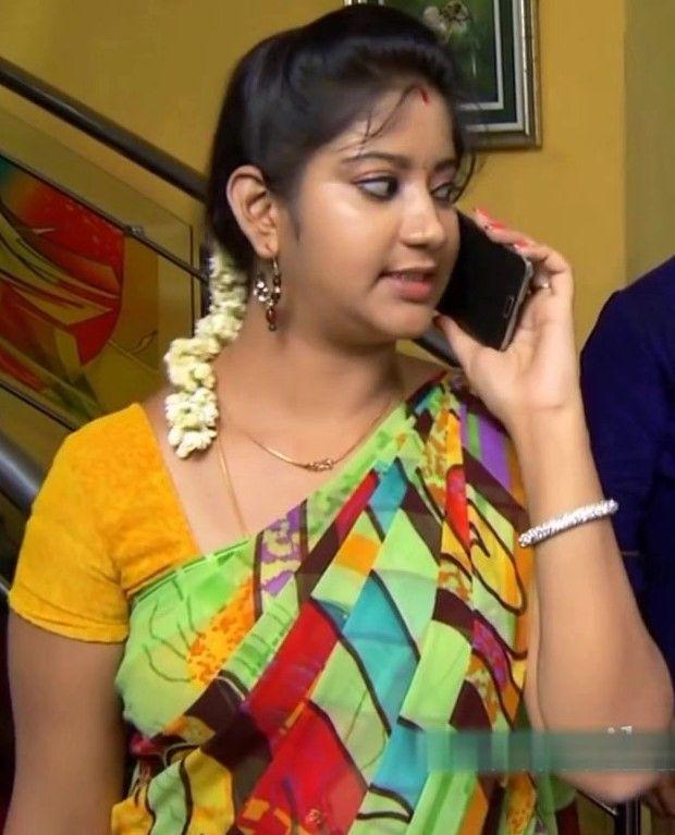 Priyamanaval Serial Actress Avantika Hotsexy Moments 1 Priyamanaval Avantika