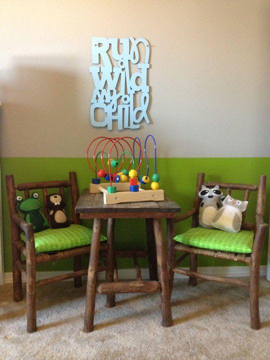 A Nursery Waiting In Walla Walla Chambres A Theme Astuces Deco