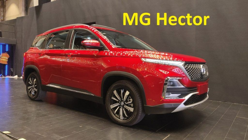 Mg Hector Morris Garages Review And Price Morris Garages
