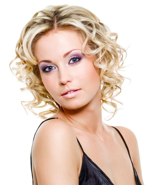 hair style curl different types of perm pictures slideshow hair 6539