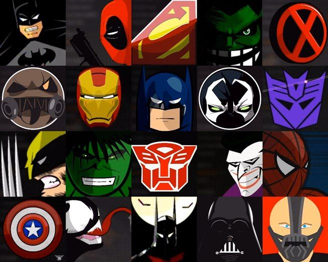 How To 20 Epic Superhero And Villain Emblems For Call Of Duty