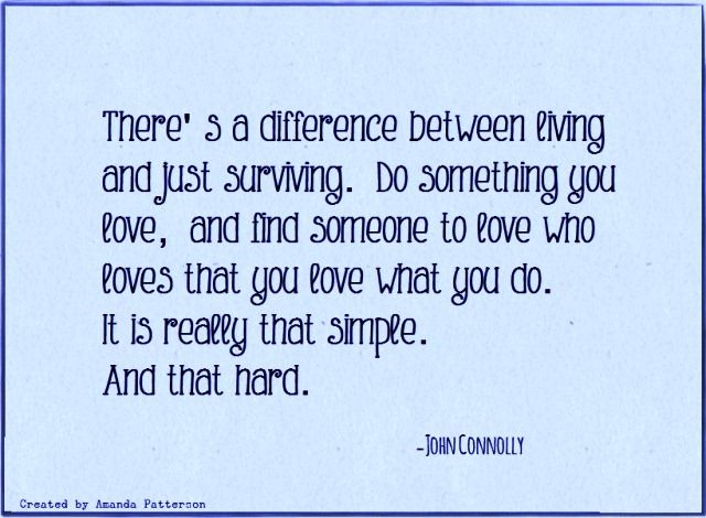Quotable - John Connolly