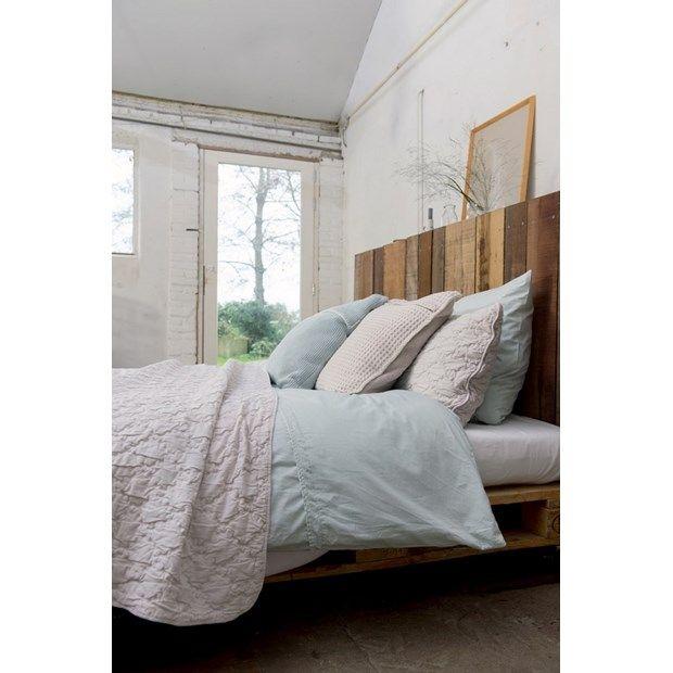 Koeka York Sprei 260x220 cm - Pebble - afbeelding 2 Schlafzimmer - schlafzimmer für männer