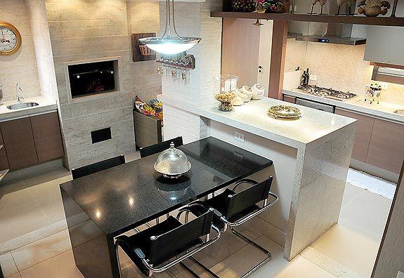 Resultado De Imagem Para Cozinhas Churrasqueira Sala Quartos Piscina  Integrados