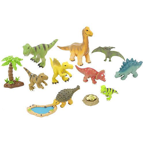 Animal Planet Playset Large Baby Dinosaurs Toys R Us Toys R