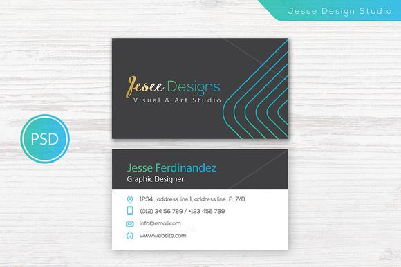 Modern business card template card templates business cards and modern business card template creativework247 reheart Image collections