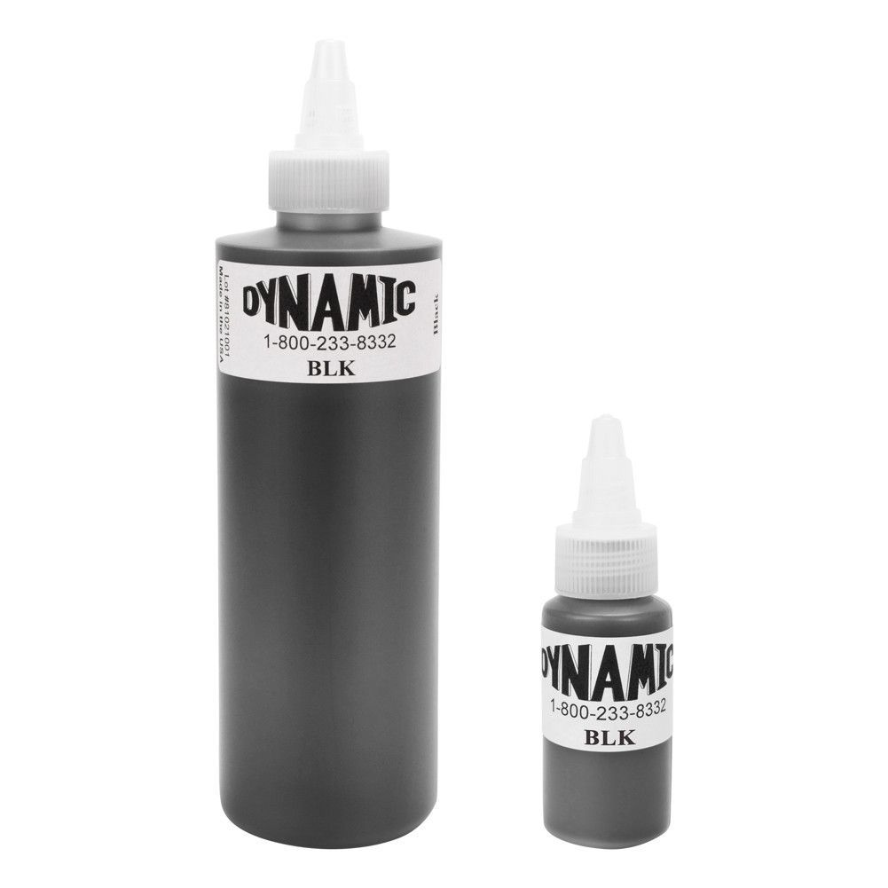 Dynamic tattoo ink color black tattoo ink colors