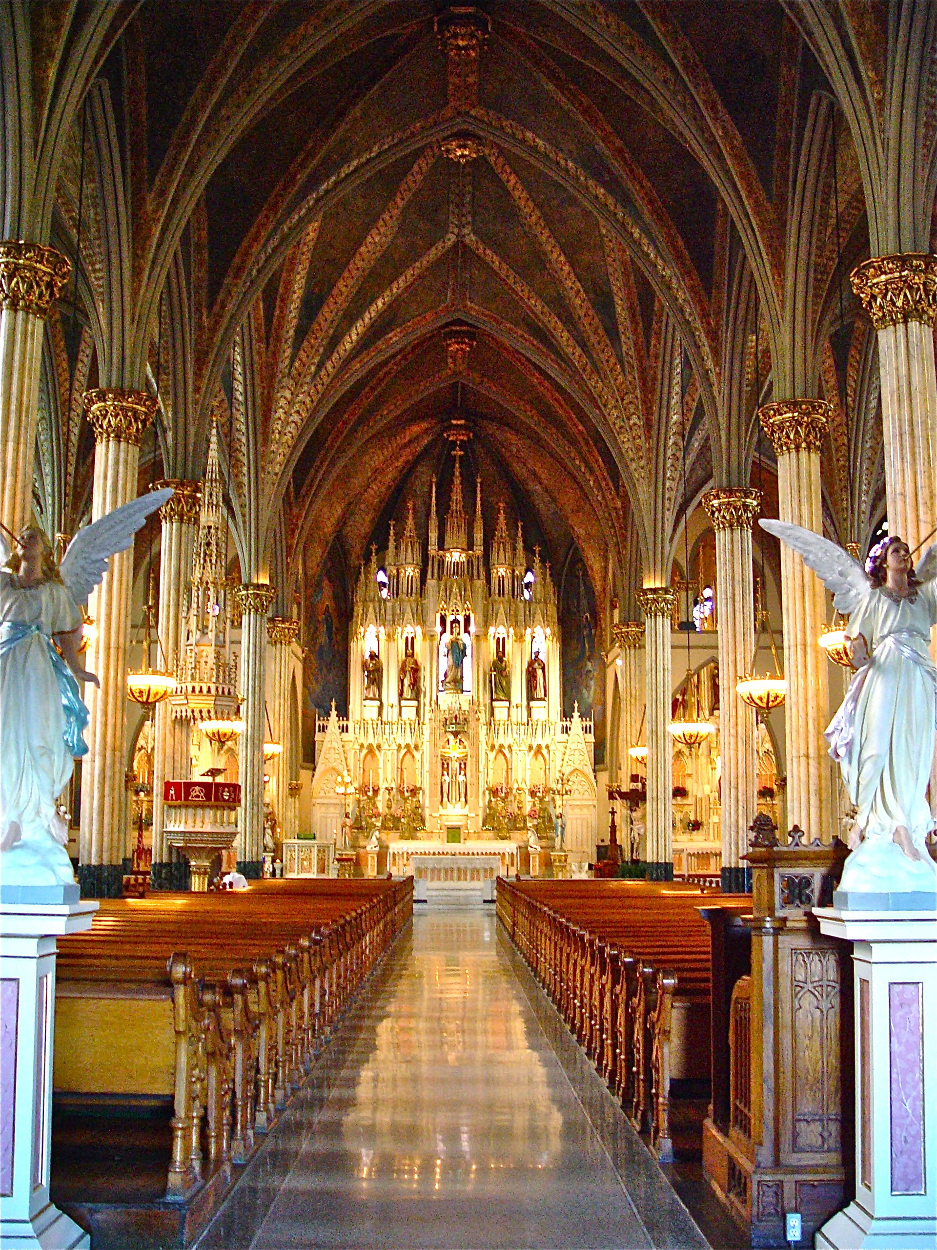 Pin By Ryan Morici Heritageoakslandsc On Favorite Places Spaces Michigan Facts Catholic Church Church